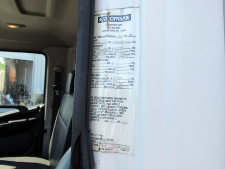 USED 2013 HINO 338 REEFER TRUCK #2615-13