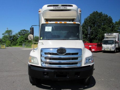 USED 2013 HINO 338 REEFER TRUCK #2615-2