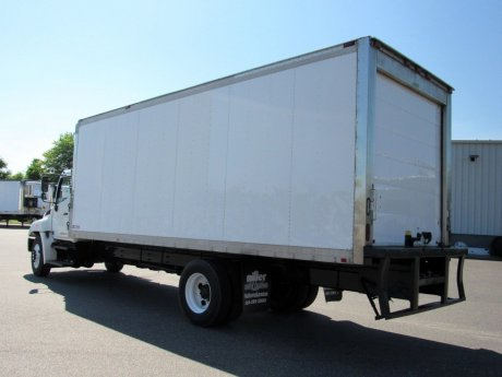 USED 2013 HINO 338 REEFER TRUCK #2615-4