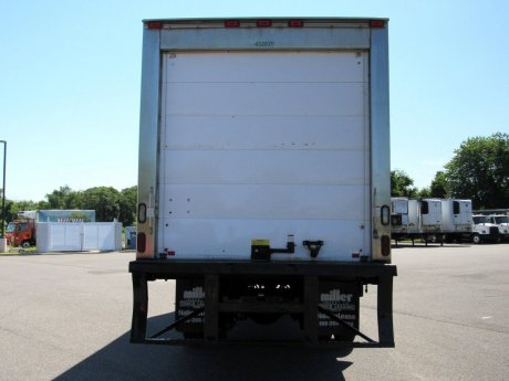 USED 2013 HINO 338 REEFER TRUCK #2615-5