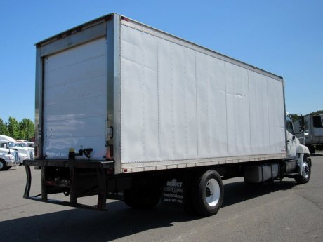 USED 2013 HINO 338 REEFER TRUCK #2615-6