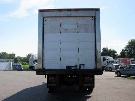 USED 2013 HINO 338 REEFER TRUCK #2674-5