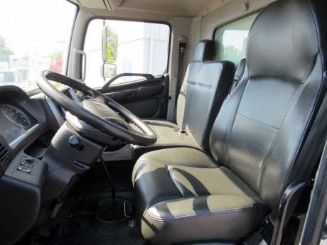 USED 2013 HINO 338 REEFER TRUCK #2674-8