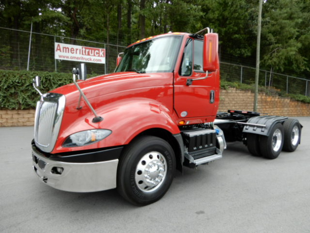 USED 2016 INTERNATIONAL PROSTAR DAYCAB TRUCK #2455