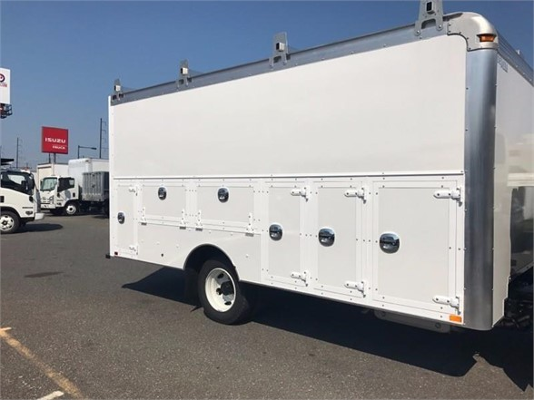 2018 HINO 195 SERVICE - UTILITY TRUCK FOR SALE #NL-2075