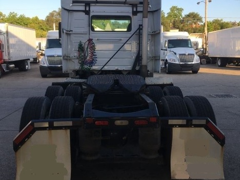 USED 2012 VOLVO VNL63T300 TANDEM AXLE DAYCAB TRUCK #5697-4