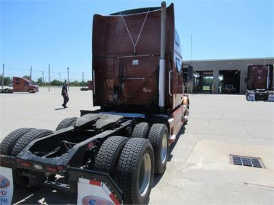USED 2016 VOLVO VNL64T780 SLEEPER TRUCK #6711-5