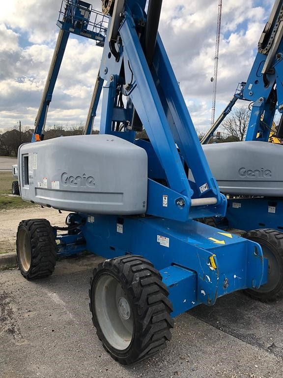 USED 2012 GENIE S65 BOOM LIFT EQUIPMENT #1674