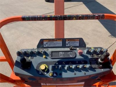 USED 2013 JLG 1350SJP BOOM LIFT EQUIPMENT #1800-11