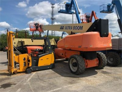 USED 2013 JLG 1350SJP BOOM LIFT EQUIPMENT #1800-4
