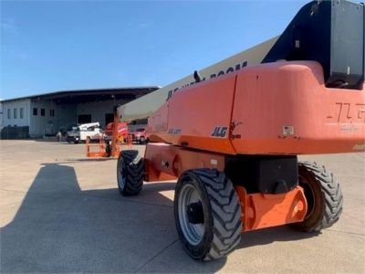 USED 2013 JLG 1350SJP BOOM LIFT EQUIPMENT #1800-7