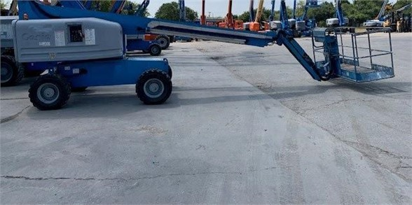 USED 2012 GENIE S45 BOOM LIFT EQUIPMENT #1878