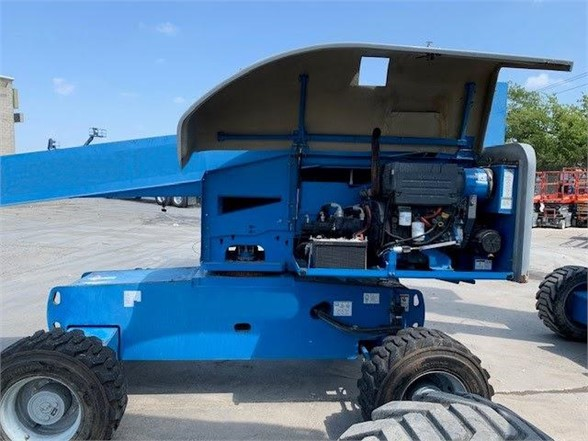 USED 2013 GENIE S45 BOOM LIFT EQUIPMENT #1879