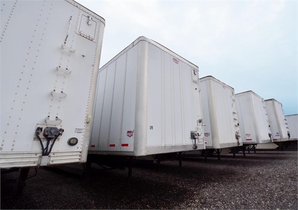 USED 2012 WABASH NATIONAL VAN TRAILER #1926