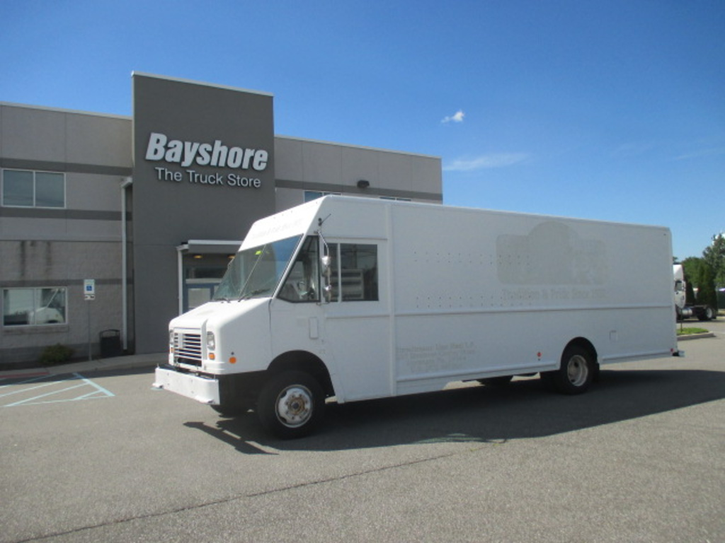 USED 2010 WORKHORSE COMMERCIAL W62 STEP VAN TRUCK #4294