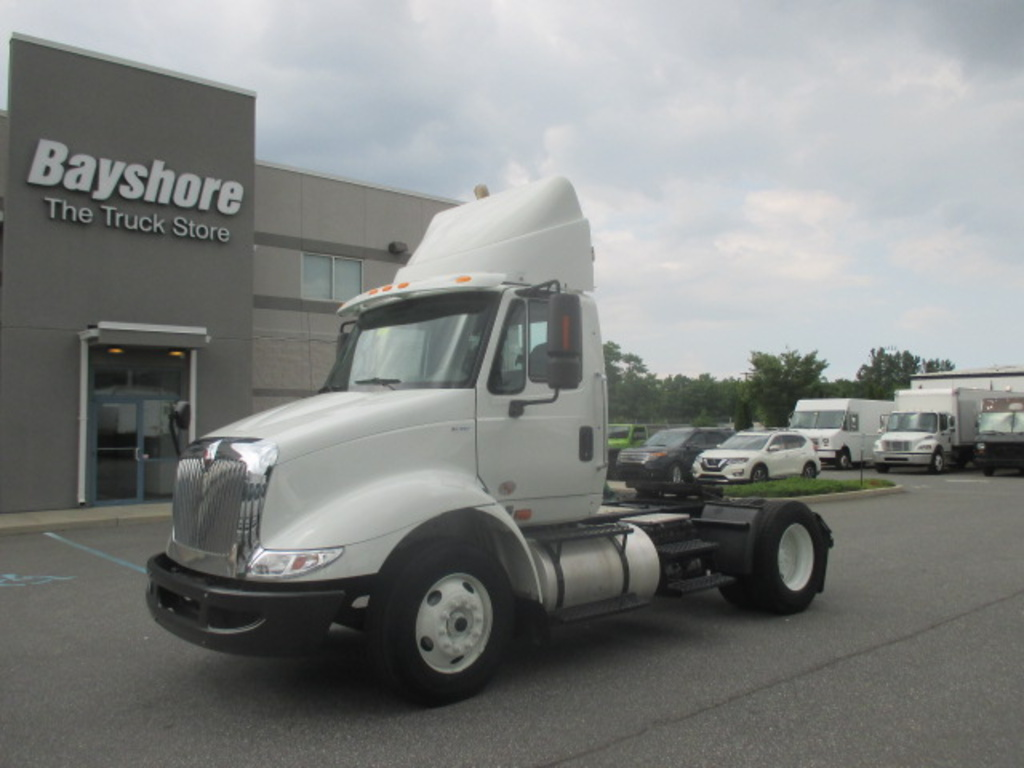 USED 2011 INTERNATIONAL 8000 SERIES 8600 DAYCAB TRUCK #636148