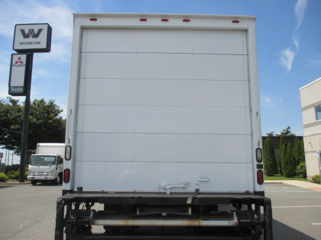 USED 2012 FREIGHTLINER M2 106 MEDIUM BOX VAN TRUCK #7992-4