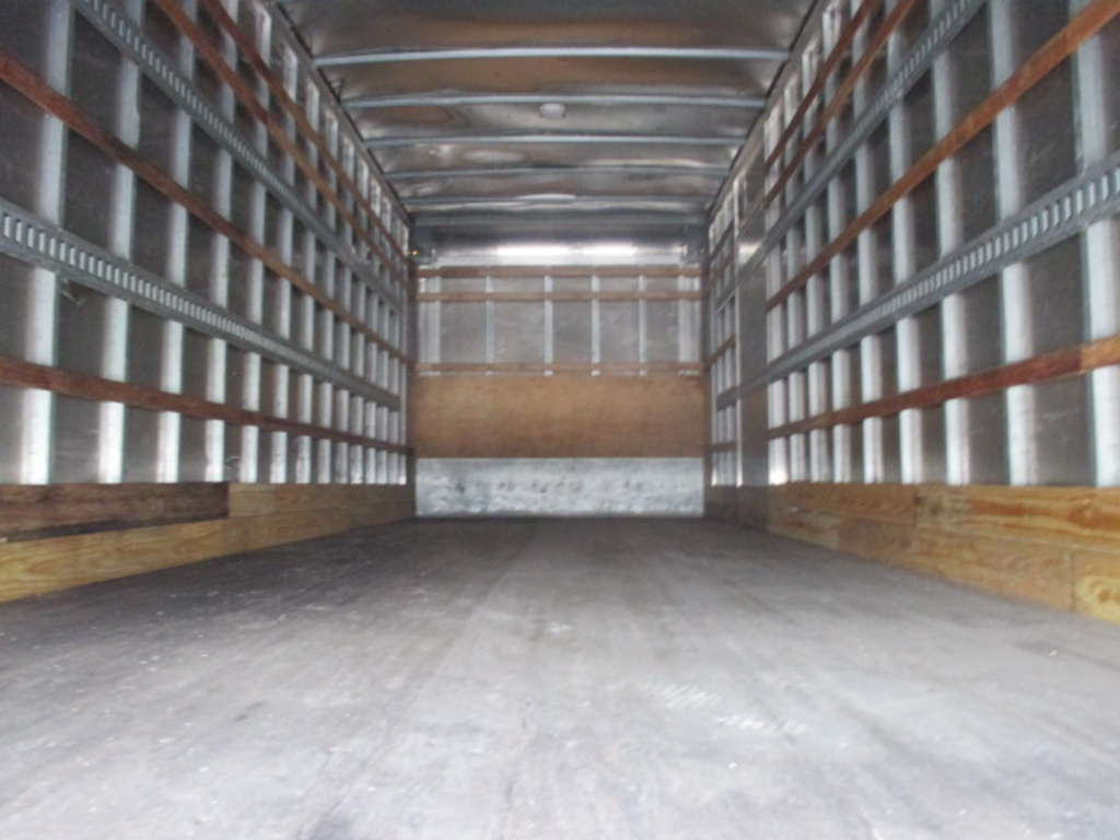 USED 2012 FREIGHTLINER M2 106 MEDIUM BOX VAN TRUCK #7992-5