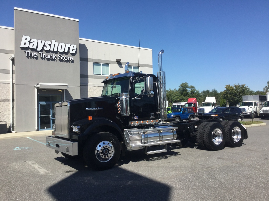 NEW 2020 WESTERN STAR CONVENTIONAL 4900FA TRUCK #9139