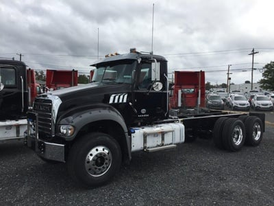 NEW 2019 MACK GR64F CAB CHASSIS TRUCK #10013