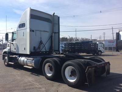 USED 2015 MACK CXU613 TANDEM AXLE SLEEPER TRUCK #10887-3