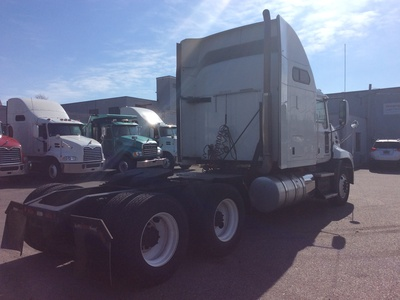 USED 2015 MACK CXU613 TANDEM AXLE SLEEPER TRUCK #10887-4
