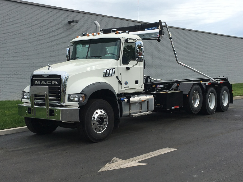 NEW 2020 MACK GR64F CAB CHASSIS TRUCK #11492