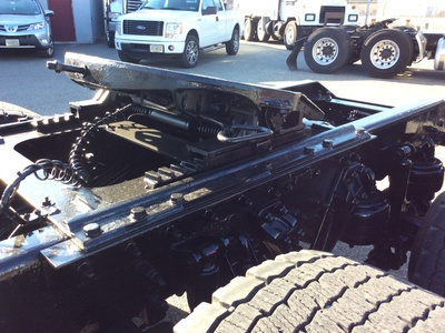 USED 2008 KENWORTH T800 TANDEM AXLE DAYCAB TRUCK #12616-10