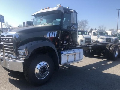 NEW 2021 MACK GR64F CAB CHASSIS TRUCK #13473
