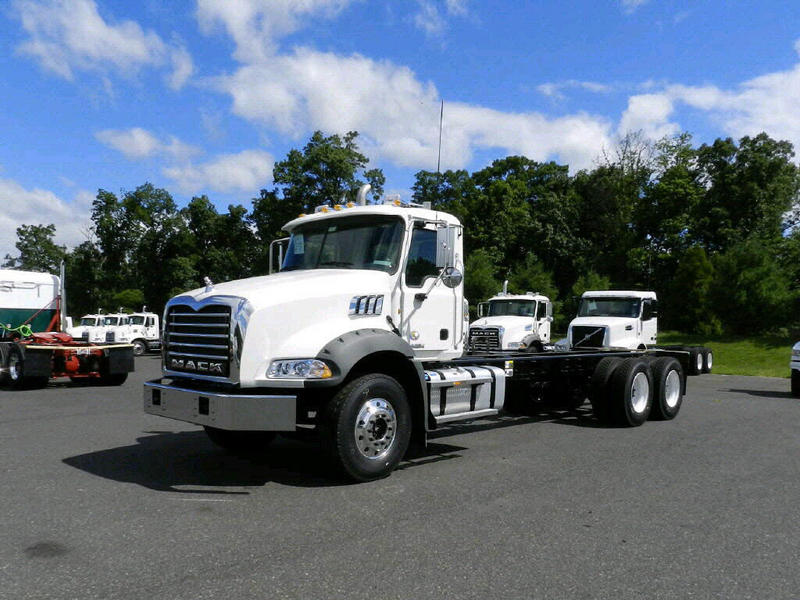 NEW 2018 MACK GR64B CAB CHASSIS TRUCK #7344