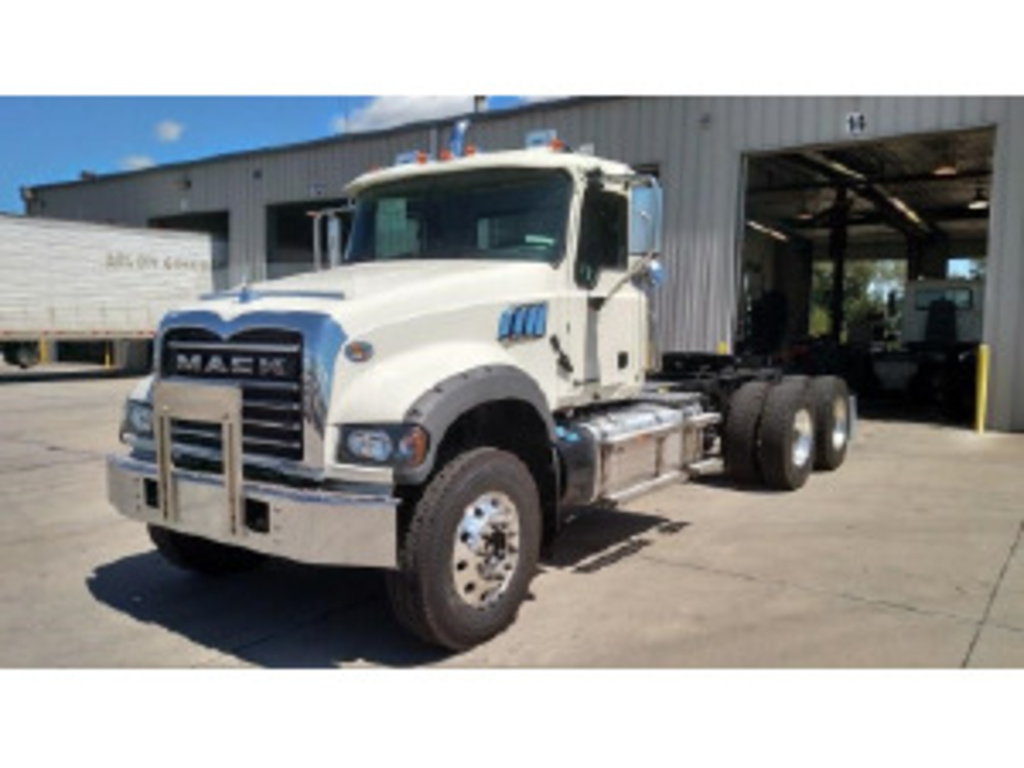 NEW 2020 MACK GR64F CAB CHASSIS TRUCK #144447
