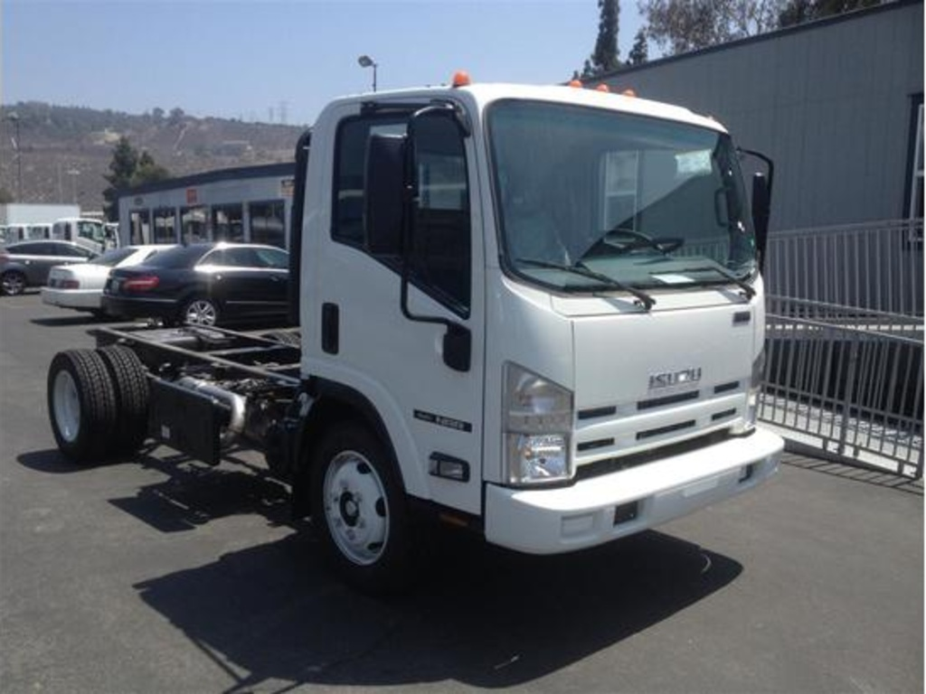 NEW 2019 ISUZU NRR CAB CHASSIS TRUCK #9293