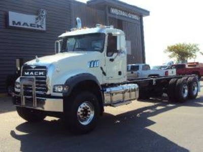 NEW 2020 MACK GR64F CAB CHASSIS TRUCK #9580