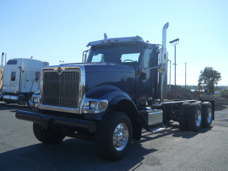 2006 INTERNATIONAL 5900I SFA 6x4 Cab Chassis Truck
