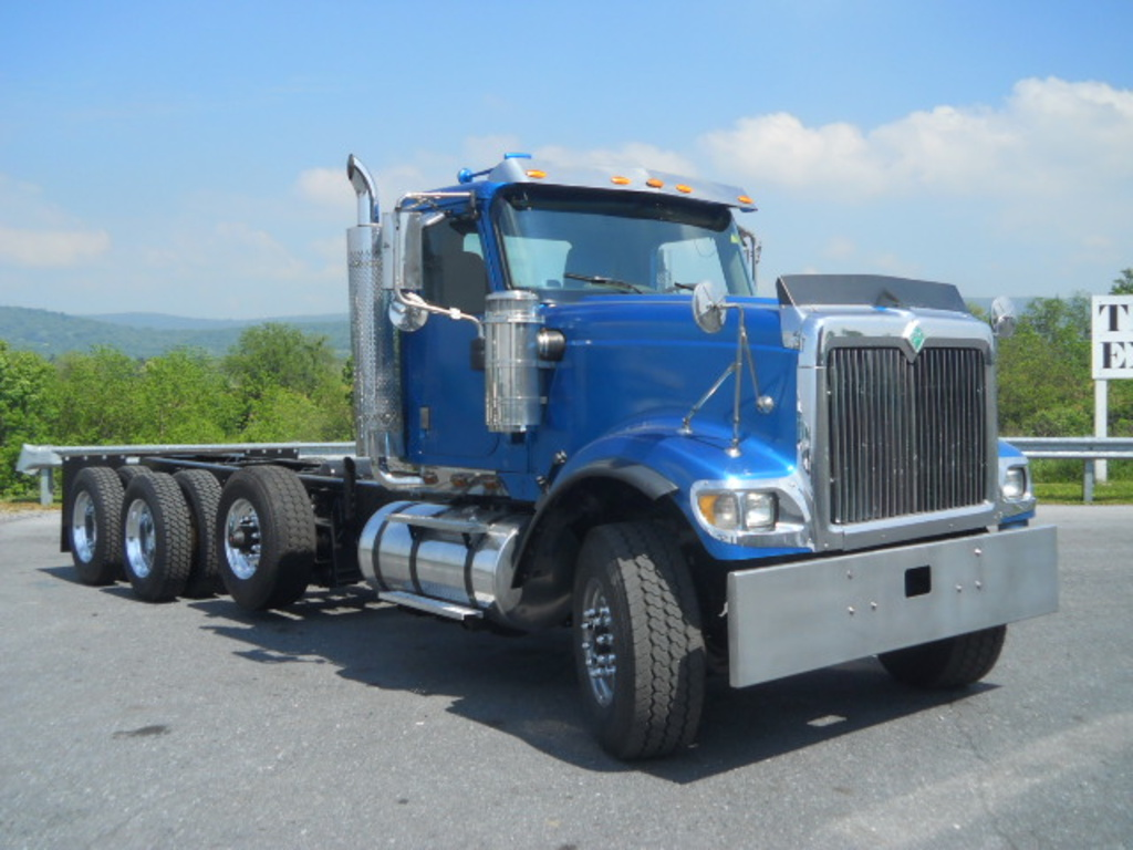 2007 INTERNATIONAL 5900I Cab Chassis Truck