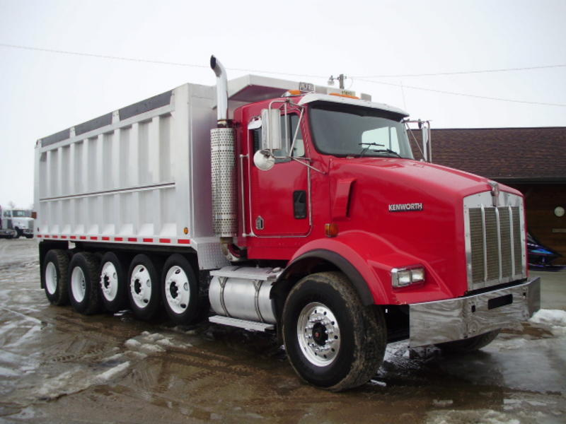 1957 Kenworth Trucks for Sale http://www.bestrucks.net/!C0/spec/6657/1999+kenworth+t-800