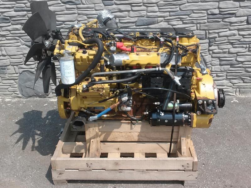 2006 CAT C7 Complete Engine #1000