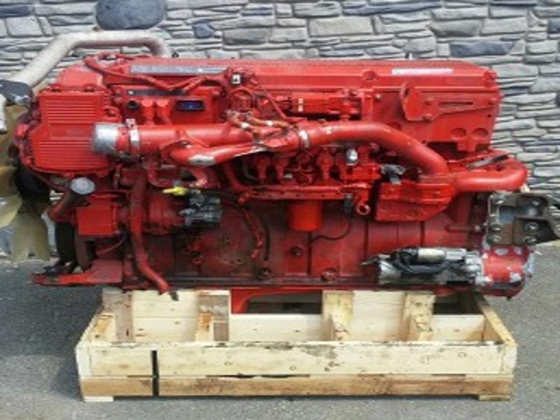 2009 CUMMINS ISX 400ST Complete Engine #1006