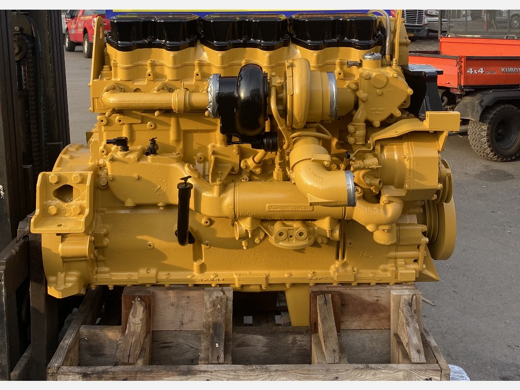 1999 CAT 3406E Complete Engine #1007