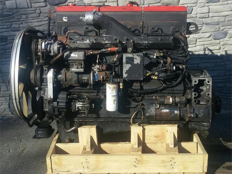 1999 CUMMINS N14 CELECT PLUS Complete Engine #1023