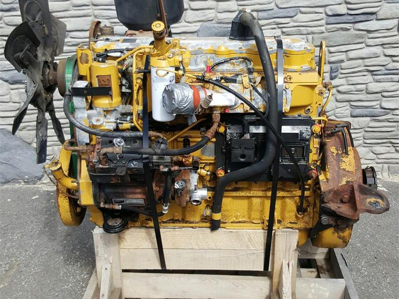 1999 CAT 3126 Complete Engine #1026