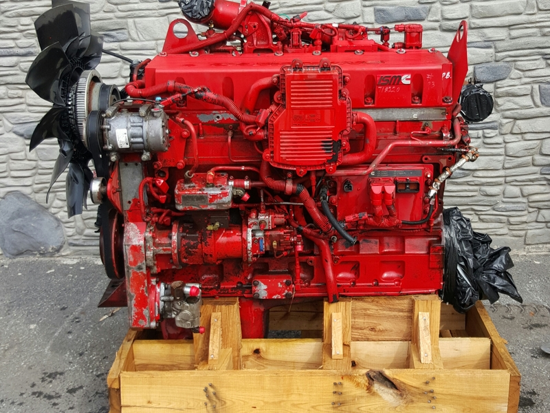 2007 CUMMINS ISM - (EGR,DPF) Complete Engine #1029