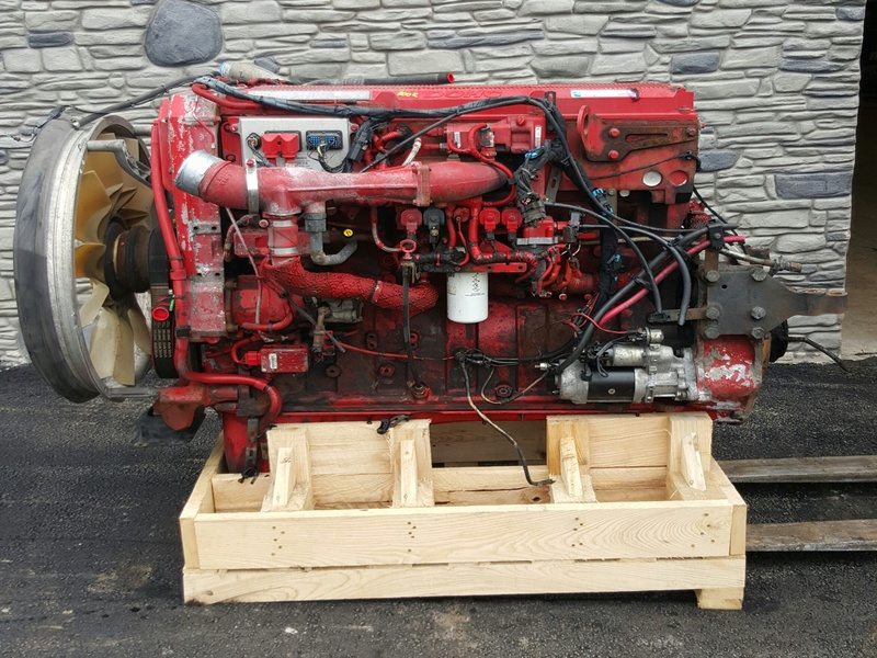 2005 CUMMINS ISX 500 (EGR) Complete Engine #1035
