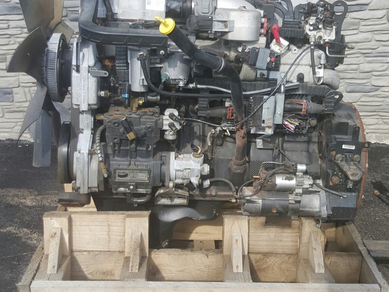 USED 2014 INTERNATIONAL MAXXFORCE DT COMPLETE ENGINE TRUCK PARTS #1055