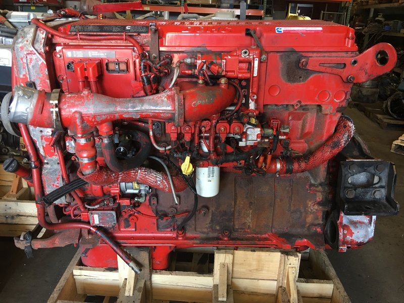 2006 CUMMINS ISX Complete Engine #1090