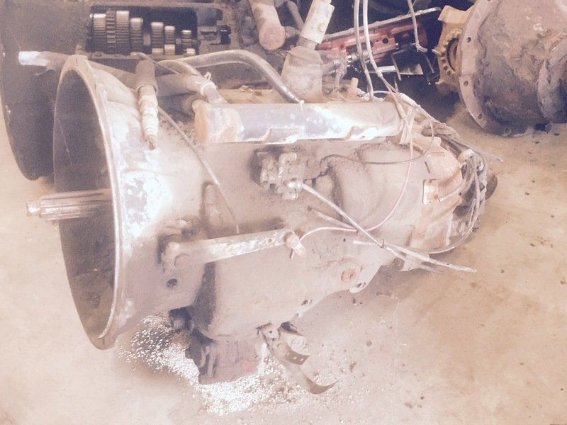 2007 FULLER RTLO18918BH Complete Transmission #1101