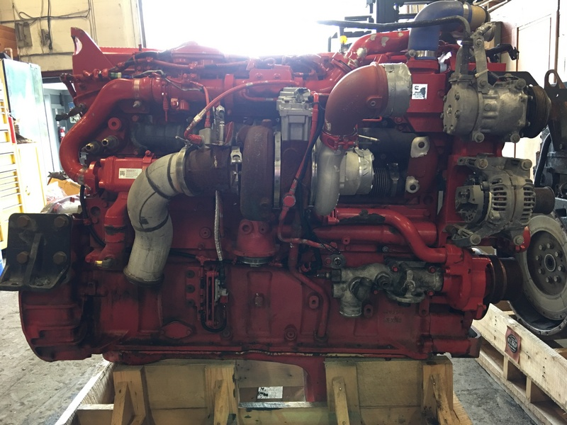 2013 USED CUMMINS ENGINE CPL 3938 FOR SALE | #1112