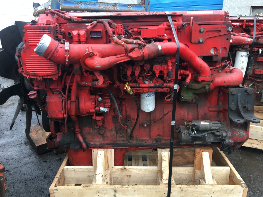 USED 2009 CUMMINS ISX COMPLETE ENGINE TRUCK PARTS #1167