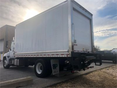 USED 2017 HINO 338 REEFER TRUCK #$vid