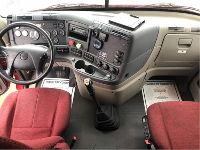 USED 2014 FREIGHTLINER CASCADIA 125 SLEEPER TRUCK #3284-7